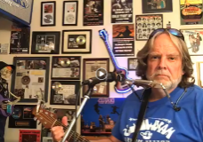 randy franklin in home studio